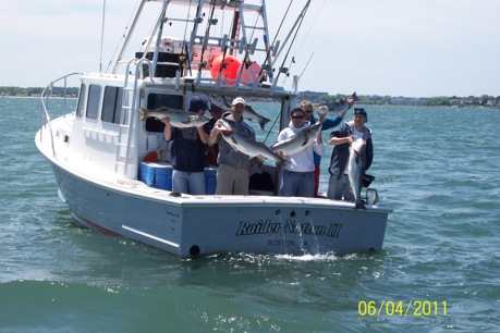 massachusetts deep sea fishing charter boston fishing